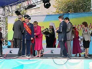 Воронеж отметил 424 день рождения