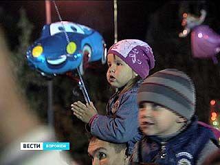 Воронеж отметил 428-й День рождения. Как развлекали горожан в честь праздника?