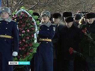 Воронеж отметил 71 годовщину освобождения от немецко-фашистских захватчиков
