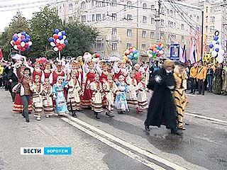 Воронеж отметил День города