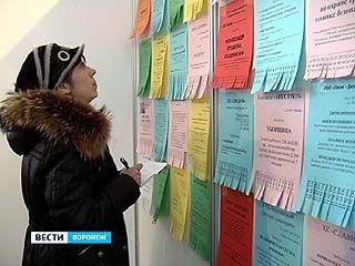 Воронеж получил деньги на борьбу с безработицей
