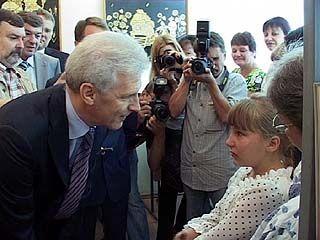 Воронеж посетил министр образования и науки РФ Андрей Фурсенко