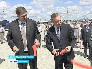 Воронеж посетил полномочный представитель президента России Александр Беглов