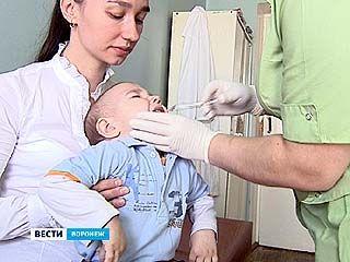 Воронеж присоединился к европейской неделе иммунизации