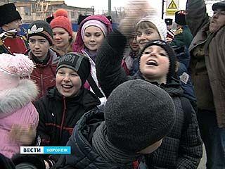 Воронеж проводил в Сочи своих участников сводного детского хора России