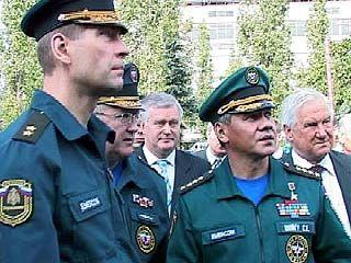 Воронеж с однодневным визитом посетил глава МЧС России