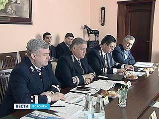 Воронеж с рабочей поездкой посетил президент РЖД Владимир Якунин