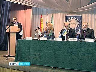Воронеж стал площадкой для конференции по патриотическому воспитанию молодежи