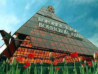 Воронеж уже 7 лет официально - Город Воинской Славы