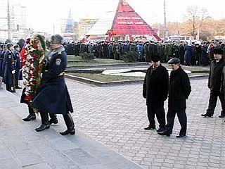 Воронеж вместе со всей Россией отмечает День героев Отечества