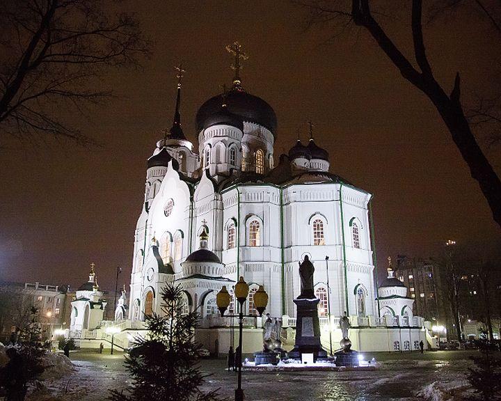 Воронеж вошёл в рейтинг самых православных городов