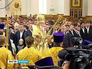 Воронеж впервые посетил Патриарх всея Руси Кирилл