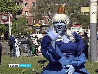 Воронеж встретил традиционный всероссийский анимэ-фестиваль колонной почти из тысячи человек