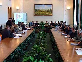 Воронеж задает вопросы о вступлении в ВТО через телемост