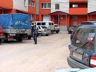 Воронеж заполонили стихийные автостоянки
