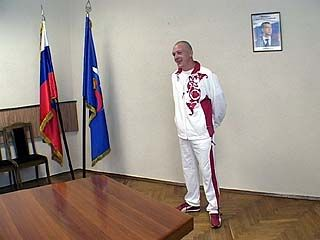 Воронежец Дмитрий Саутин признан лучшим спортсменом последнего 10-летия
