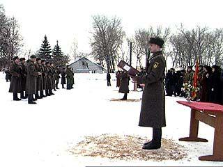 Воронежская армия МЧС пополнилась на 55 новобранцев