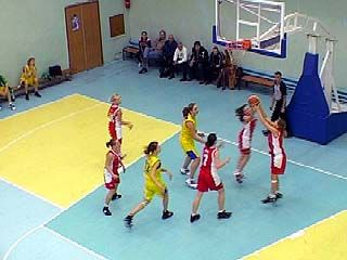Воронежская баскетбольная команда провела первые игры первенства России
