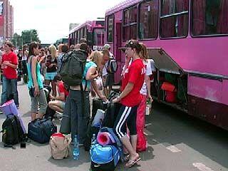 Воронежская делегация отправилась на молодежный форум