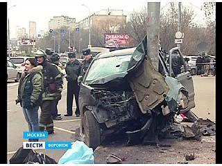 Воронежская девушка задавила в Москве троих пешеходов насмерть
