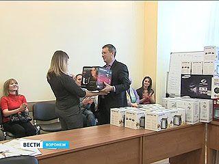 Воронежская энергосбытовая компания подвела итоги своего новогоднего конкурса