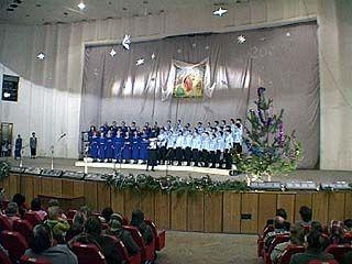 Воронежская епархия организовала рождественский концерт