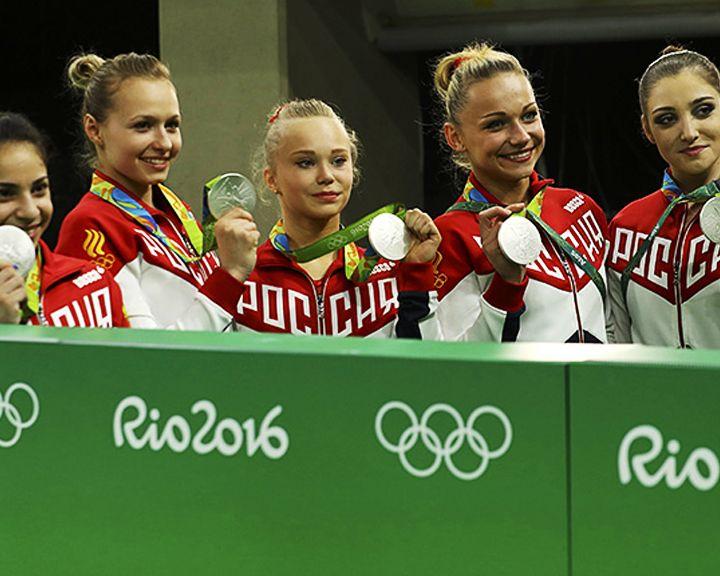 Воронежская гимнастка стала серебряным призёром Олимпиады в Рио-де-Жанейро