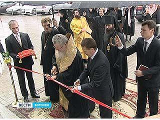 Воронежская и Борисоглебская епархия отметила юбилей