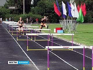 Воронежская легкоатлетка достойно выступила на первенстве России