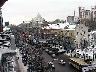 Воронежская мэрия объявила аукцион на проведение строительных работ