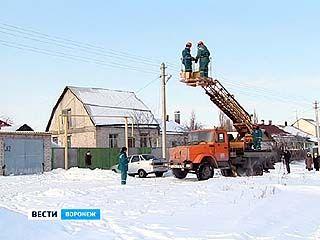 Воронежская мэрия принялась за дополнительную электрификацию пригородов