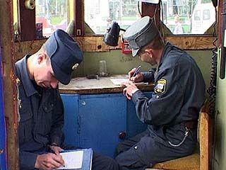 Воронежская милиция переведена на усиленный режим несения службы