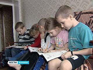 Воронежская многодетная семья выиграла у городской администрации судебное дело