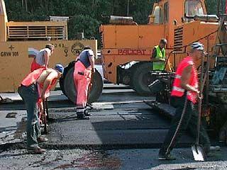 Воронежская область еще не освоила средства, выделенные на ремонт дорог