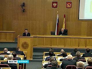 Воронежская область преодолела последствия мирового экономического кризиса