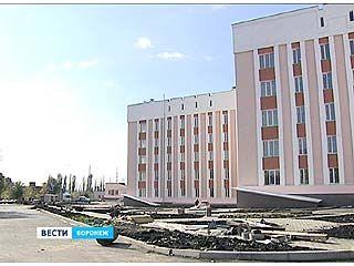 Воронежская область принялась доделывать социальные долгострои