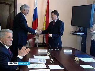 Воронежская область заключила договор с общероссийским союзом спасателей