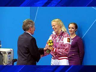 Воронежская пловчиха Дарья Стукалова завоевала золотую медаль на Чемпионате Мира