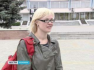 Воронежская пловчиха Нина Рябова готовится к олимпийским играм в Лондоне
