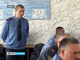Воронежская полиция ждёт пополнения
