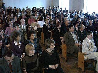 Воронежская потребкооперация одна из лучших в России