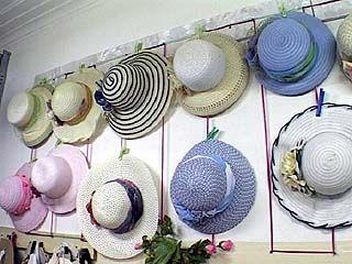 Воронежская шляпница сделала около 30000 головных уборов