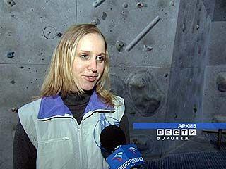 Воронежская спортсменка стала третьей в мировом рейтинге лучших скалолазок