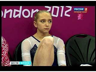 Воронежская спортсменка Виктория Комова на брусьях стала лишь пятой