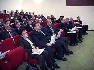 Воронежская структура недостаточно активно работает с бизнесом