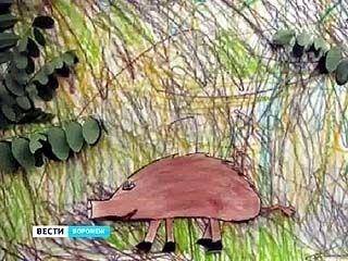 Воронежская выхухоль стала известна на всю страну