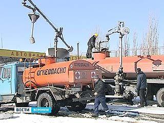 Воронежские аграрии начали получать топливо по льготной цене