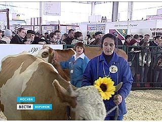 Воронежские аграрии вернулись из Москвы с наградами