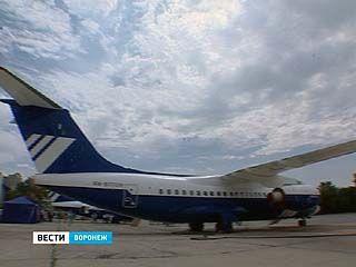Воронежские авиастроители передали заказчику первый самолёт АН-148
