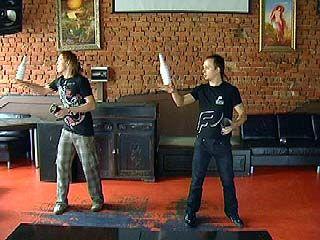 Воронежские бармены отметили профессиональный праздник